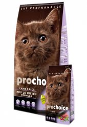 Pro Choice Kuzu Etli Yavru Kedi Maması 2 Kg