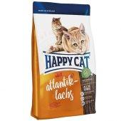 Happy Cat Atlantic Lachs Somonlu Kedi Maması 4 Kg