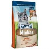Happy Cat Minkas Geflügel Tavuklu Yetişkin Kedi Maması 4 Kg
