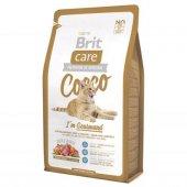 Brit Care Cocco Ördekli Tahılsız Kedi Maması 2 Kg