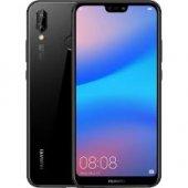 Huawei P20 Lite 64 Gb Black (Huawei Türkiye Garantili)