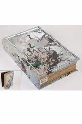 Leylek Kitap Şek Aynalı Kutu 33x22cm