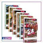 Sınav Yayınları 8. Sınıf Lgs Tüm Dersler Soru Bankası 24 Adımda Kazandıran Set