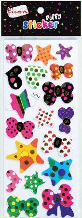 Ticon 138056 Sticker Puffy Tps 19