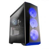 Cooler Master Masterbox Lite 5 Rc Mcw L5s3 Kwna50 500w 80+ Mid Tower Gaming Kasa Mavi Led Fanlı Pencereli+usb 3.0