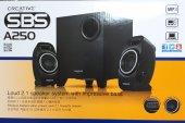 Creative Sbs A 250 2 + 1 Ses Sistemi