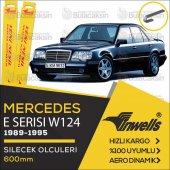 Inwells Mercedes E Serisi W124 1989 1995 Ön Muz Silecek Takımı