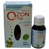 Ozon Yağı Ottomans Ozonlanmış Saf Zeytinyağı 50 Ml...