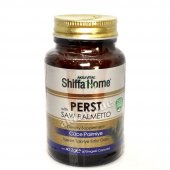 Shiffa Home Perst Saw Palmetto 670mg 60 Kapsül