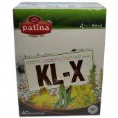 Patina Kl X Karışık Bitki Çayı 40 Lı
