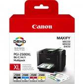 Canon Pgı 2500xl Orjinal Kartuş Avantaj Paketi