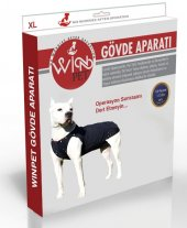 Win Pet Ameliyat Sonrası Köpek Elbisesi Xl 84*74 Cm
