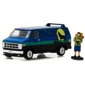 Greenlight 1981 Gmc Vandura Hobby Shop 3 1 64