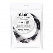 Club3d 2m Mini Display Port Display Port Kablo Çoklayıcı M M Cac 2161