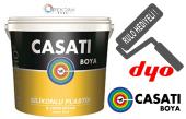 Casati Allegro Silikonlu Plastik Boya 20 Kg