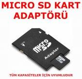 Micro Sd Sd Hafıza Kartı Adaptörü Okuyucu