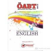 öabt İngilizce Öğretmen Adaylar İçin English 2013