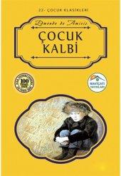 çocuk Kalbi Edmando De Amicis Mavi Çatı Yayınları 3.4.sınıflar