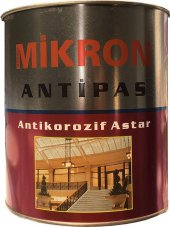 Mikron Sentetik Antipas 0.75 Lt. Gri