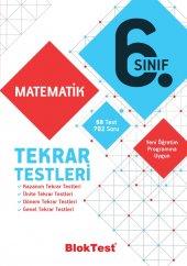 Tudem6.sınıf Bloktest Matematik Tekrar Testleri