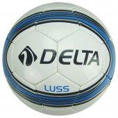 Delta Luss El Dikişli Mavi Siyah Futbol Topu N4