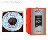 Frısby Cat6 Utp 23awg 305m Kablo Cat601