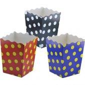 Tahtakale Toptancısı Popcorn Kutusu Karton Taraftar Puanlı (Mısır