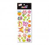 Ticon 164352 Sticker Puffy Tps 40