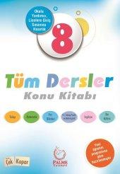 8.sınıf Lgs Tüm Dersler Konu Kitabı Palme Yayınları
