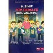 6. Sınıf Tüm Dersler Konu Anlatımlı Esen Yayınları