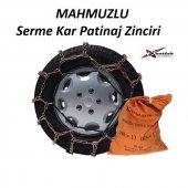 Karmatik Mahmuzlu Serme Kar Zinciri Otobüs Kamyon ...
