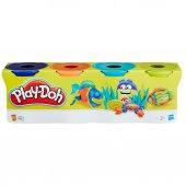 Play Doh Yeni 4 Lü Oyun Hamuru 448 Gr