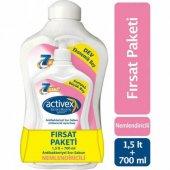 Activex Antibakteriyel Sıvı Sabun Nemlendiricili 1...