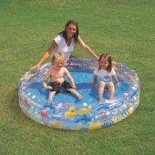 Bestway Şişme Çocuk Havuzu Okyanus Deseneli 183cm X 33cm 51005