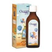 Ocean Omega 3 Portakal Aromalı 150 Ml Şurup