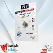 Limit Yks 1.oturum Tyt Kolay Matematik 2. Kitap Problemler Kitabı