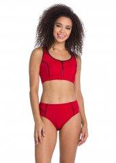 Dagi Kadın Yüzücü Bikini Takımı Kırmızı B0119y0013kır