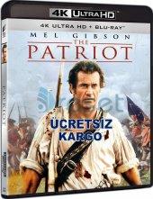 The Patriot Vatansever 4k Ultra Hd+blu Ray 2 Disk