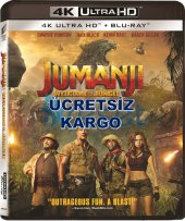 Jumanji Welcome To The Jungle Vahşi Orman 4k Ultra Hd + Blu Ray