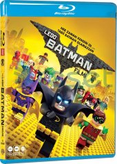 The Lego Batman Movie Lego Batman Filmi Blu Ray