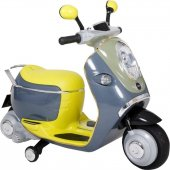 Sunny Baby 6v Mini Scooter W388e Yeşil