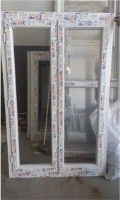120x150 Orpen Çift Cam Çift Kanat Pencere