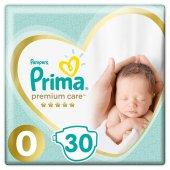 Prima Premium Care Bebek Bezi 0 Beden Prematüre 30 Adet