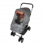 Sevi Bebe Lüks Bebek Arabası Puset Yağmurluğu Art 320