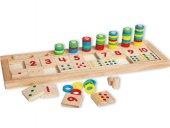 Eğitici Oyuncaklar Ahşap Oyun Seti Sayıları Öğreniyorum