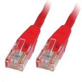 S Lınk 1metre Cat6 Utp Kırmızı Patch Kablo
