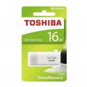 Toshiba Hayabusa 16 Gb Usb Bellek Beyaz