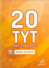 Tyt Sosyal Bilimler 20 Li Deneme Sınavı Endemik