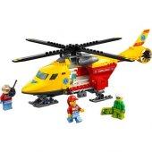 Lego City Ambulans Helikopter 60179 5 12 Yaş