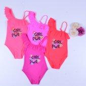Endeep Kız Çocuk Mayo Bikini 21503